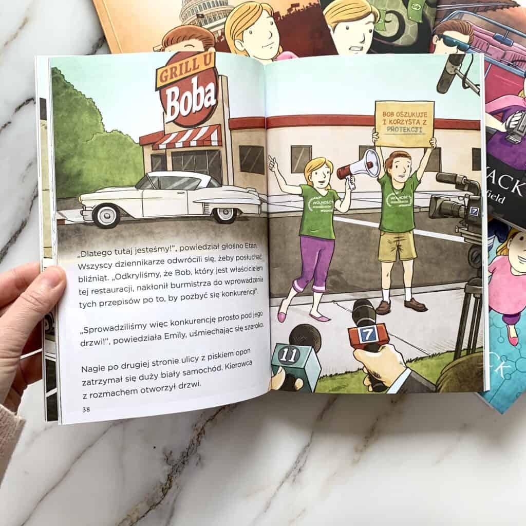 bliznieta tuttle wobronie uczciwej konkurencji recenzja ksiazki dla dzieci 5-12 lat1.jpg5