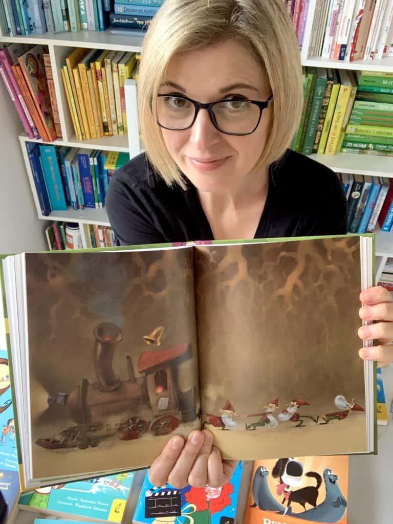 anna jankowska zaczarowane przygody tosi ifranka recenzja ksiazki dla dzieci56