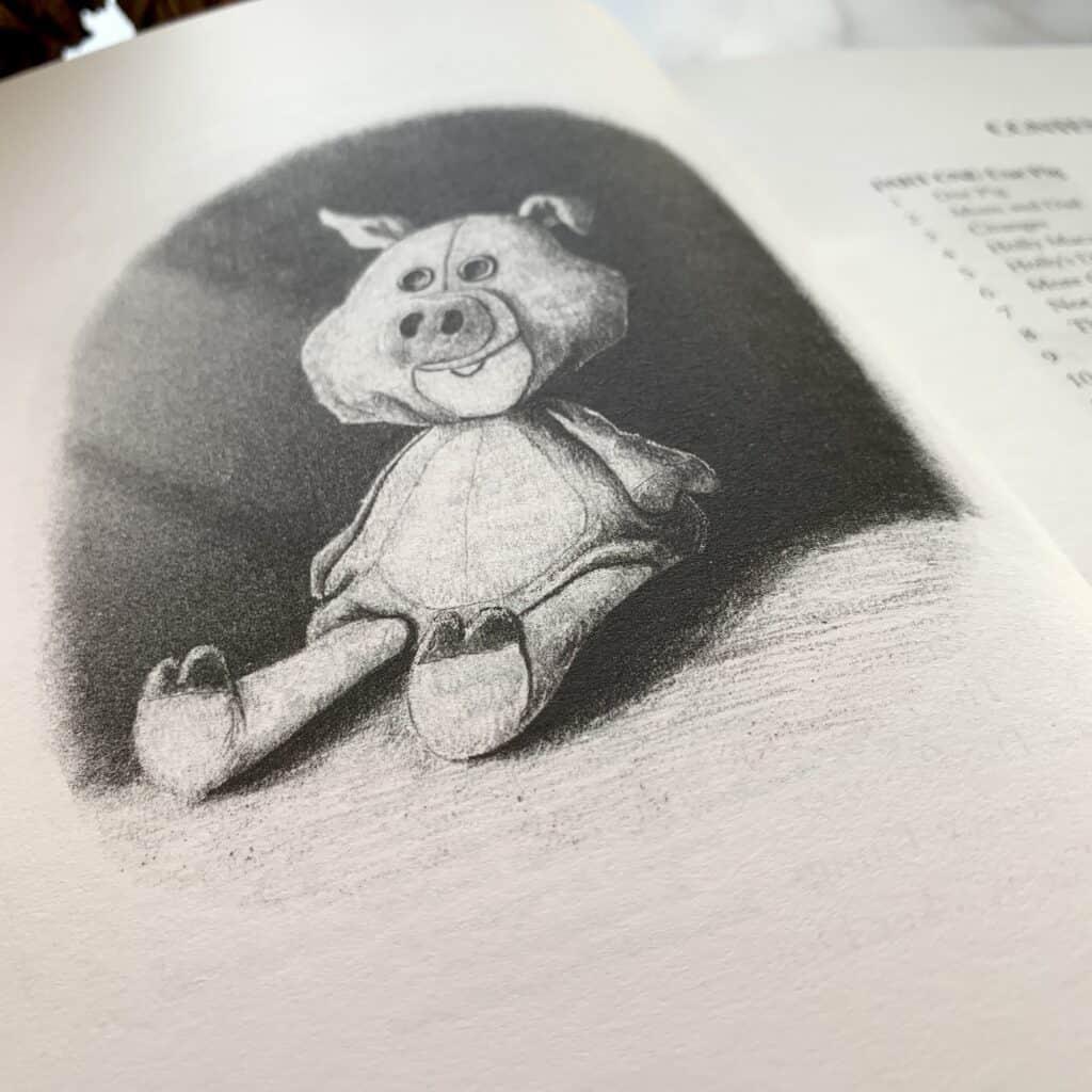 the christmas pig gwiazdkowy prosiaczek recenzja ksiazki dla dzieci swiateczne