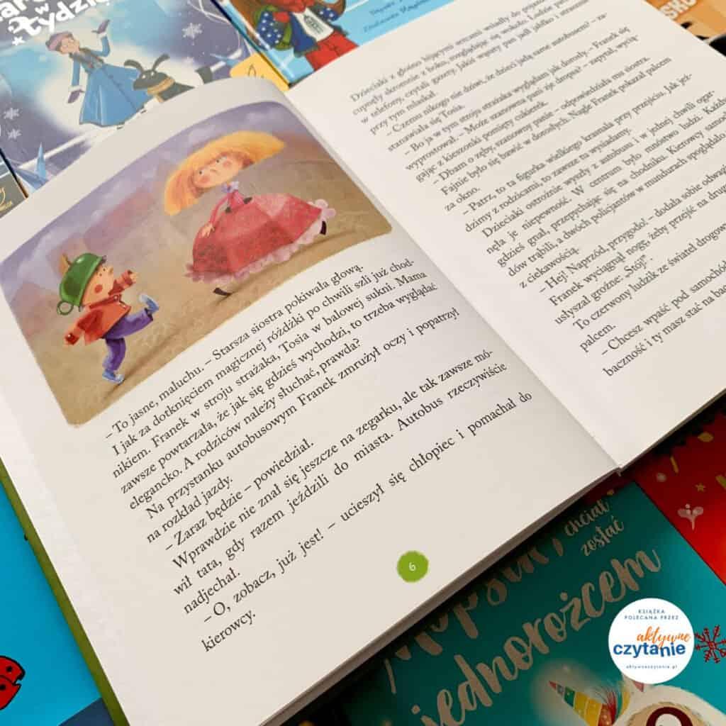 zaczarowane przygody tosi ifranka recenzja ksiazki dla dzieci56